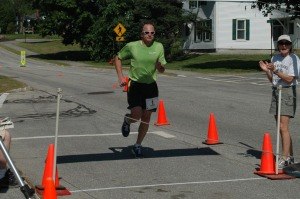 Tom Raffio at a recent race