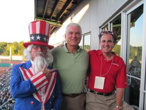 Uncle Sam, Brian Francis, Tom Raffio