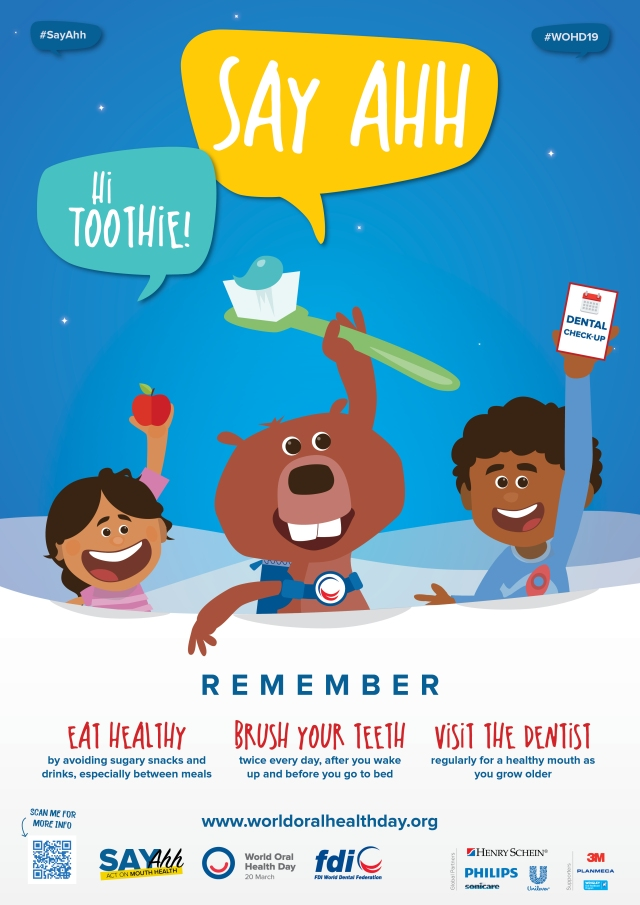 World Oral Health Day-2March 20 2019